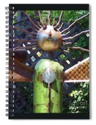 Head For Detail Spiral Notebook