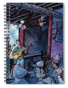 Head For The Hills At The Mish Spiral Notebook