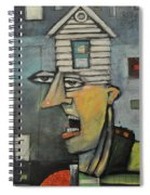 Head Of The House Spiral Notebook