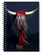Headdress Spiral Notebook