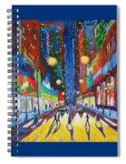 Headlights Spiral Notebook
