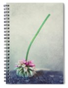 Headstand Spiral Notebook