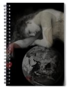 Heal The World  Spiral Notebook