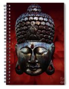 Healing Lights 3 Spiral Notebook