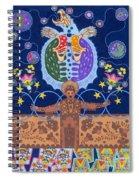 Healing - Nanatawihowin Spiral Notebook