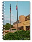 Health Sciences Medical Center Spiral Notebook