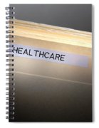 Healthcare Spiral Notebook