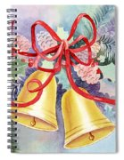 Hear Them Ring Spiral Notebook