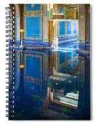 Hearst Pool Spiral Notebook