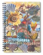 Heart And Soul Spiral Notebook