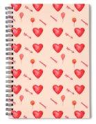 Heart Jp09 Spiral Notebook