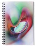 Heart Felt Spiral Notebook