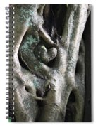 Heart In The Temple Tree, Valparai Spiral Notebook