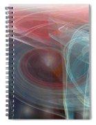 Heart Lines Spiral Notebook