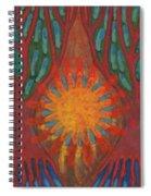 Heart Of Forest Spiral Notebook
