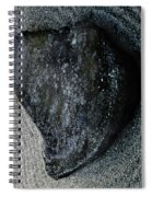Heart Of Stone Spiral Notebook