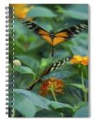 Heart Of The Matter Spiral Notebook
