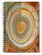 Heart Of The Tree Spiral Notebook