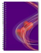 Heart Spiral Notebook