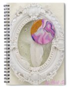 Heart-unicorn-artwork Spiral Notebook