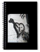 Heart Written In The Trees 3 Spiral Notebook