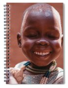 Heartful Smile Spiral Notebook