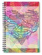 Heartfull Messages Spiral Notebook
