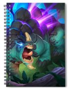 Hearthstone Heroes Of Warcraft Spiral Notebook