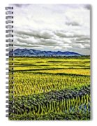 Heartland Oil Spiral Notebook
