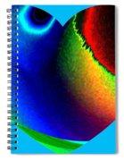 Heartline 2 Spiral Notebook