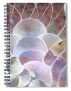 Hearts Bubbling Over Spiral Notebook