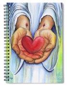 Heart's Desire Spiral Notebook