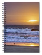 Heaven And Paradise Spiral Notebook