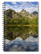 Heaven Unfolded Spiral Notebook