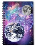 Heavenly Bodies Spiral Notebook