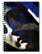 Heavenly Designs Spiral Notebook