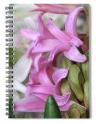 Heavenly Hyacinths Spiral Notebook