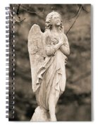 Heavenly Love Spiral Notebook