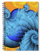 Heavenly Place Spiral Notebook