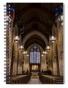 Heavenly Rest Sanctuary Spiral Notebook
