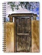 Heaven's Door Spiral Notebook