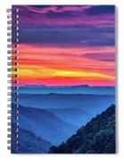 Heaven's Gate - West Virginia 6 Spiral Notebook