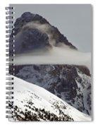 Heaven's Silk Spiral Notebook