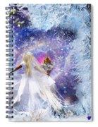 Heavens Window Spiral Notebook
