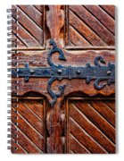 Heavy Duty Spiral Notebook
