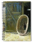 Heavy Harvest  Spiral Notebook