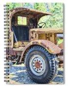 Heavy Metal Spiral Notebook