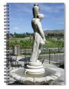 Hebe Spiral Notebook