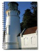 Heceta Head Spiral Notebook