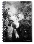 Hector Berlioz, French Composer Spiral Notebook